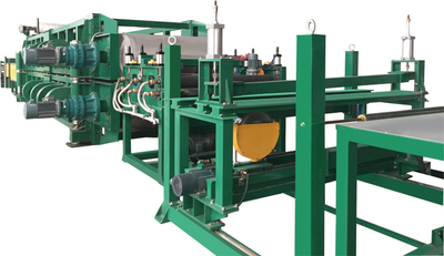 PP Glass Fiber Honeycomb Board Machine